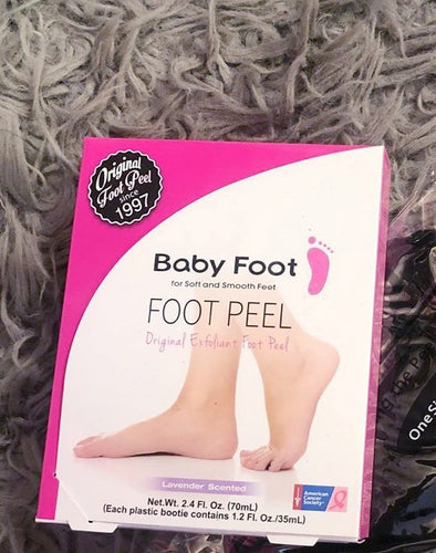 Baby Foot Chemical Peel for Feet