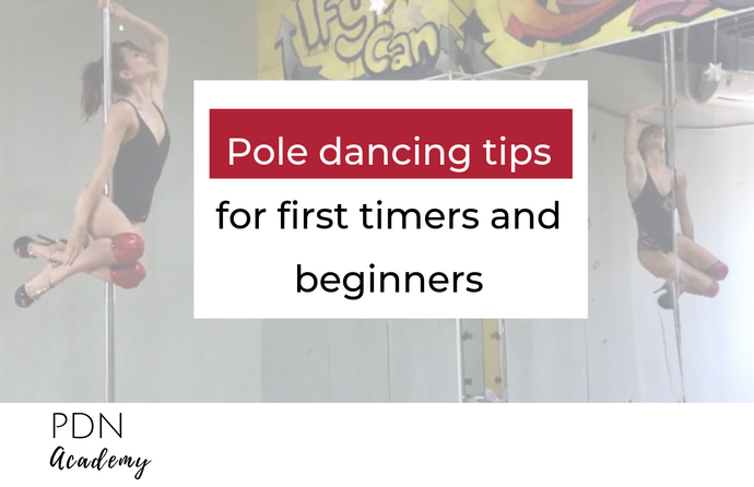 Pole Dancing Tips for First Timers and Beginners