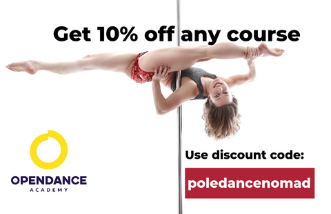 online pole dancing classes