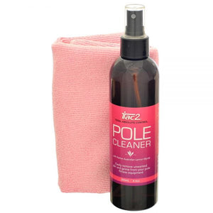 iTac2 pole cleaner 250 ml + microfiber cloth