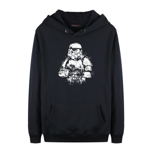 Star Wars Mens Hoodies 100% Cotton