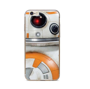 FREE Star Wars Hard iPhone Case 5s to X