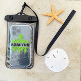 Waterproof Phone Lanyard Pouch