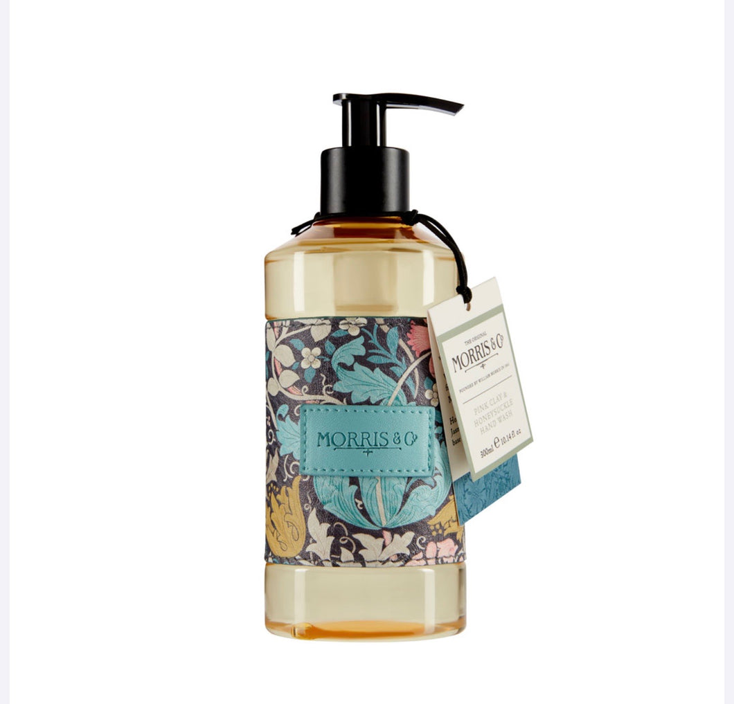 William Morris Pink Clay Hand Wash
