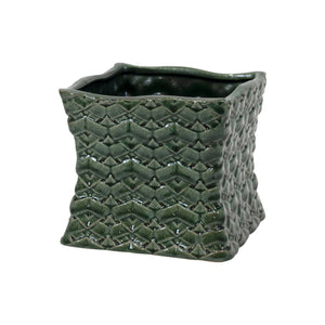 Landale Ceramic Square Planter