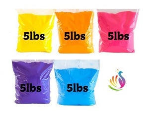 Wholesale Color Powder [25lb Box] On Sale - $84!