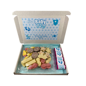 It's a Boy Blue Chocolate Gift Box