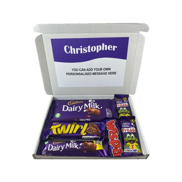 Cadbury Chocolate Gift Box Swirl Medium
