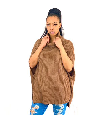 Manhattan Cape Sweater