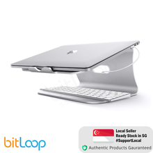 Load image into Gallery viewer, Bestand TI-Station 102 - Aluminium Laptop Stand