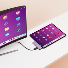 Load image into Gallery viewer, iPad Pro USB C Hub
