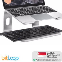 Load image into Gallery viewer, Premium Aluminium Laptop Stand