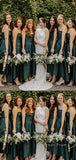 A-Line Sweetheart Cheap Custom Tea Length Bridesmaid Dresses,FPWG277