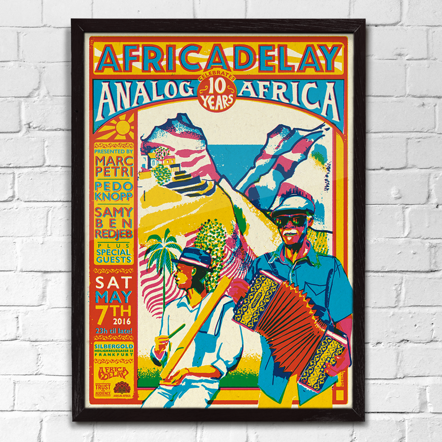 Africa Delay 10th Anniversary
