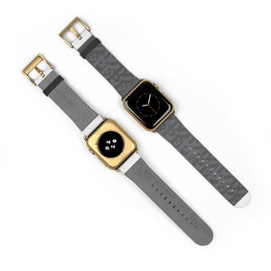 DOPE Grey Apple Watch Band