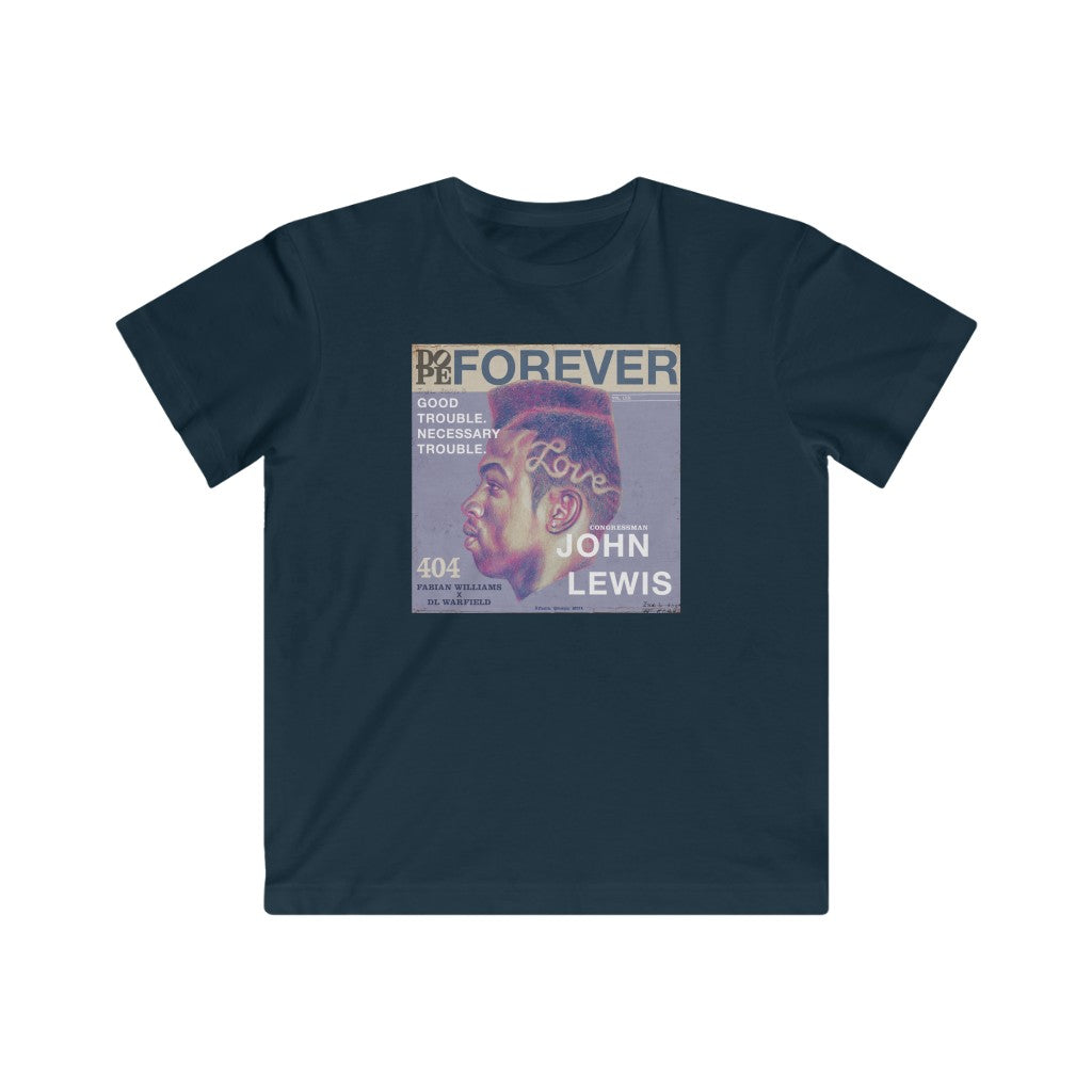 FOREVER DOPE x John Lewis - Kids Fine Jersey Tee