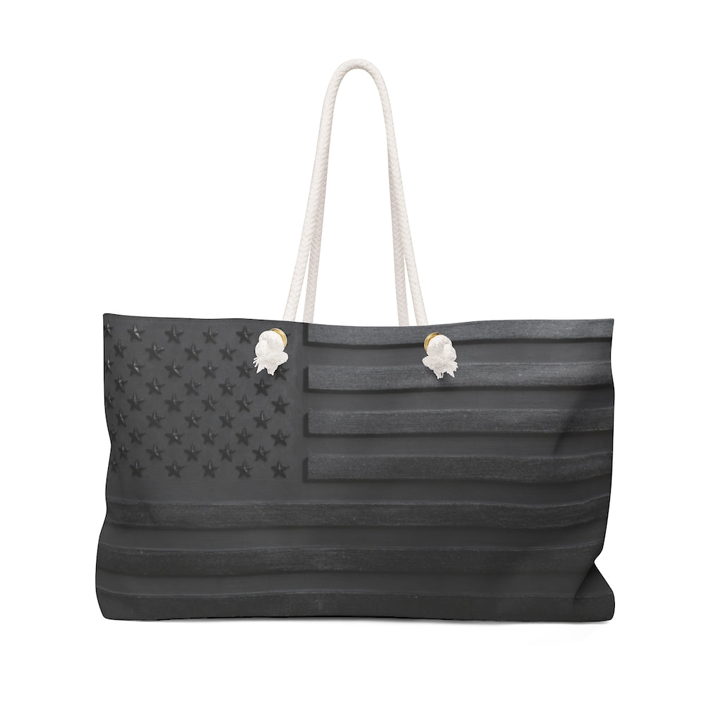 The United States of COOL AmericanRemixFlag - Weekender Bag