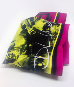 DOPE Yellow Royalties Pocket Square