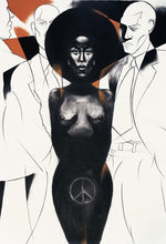 Load image into Gallery viewer, Blackgirl - Giclee