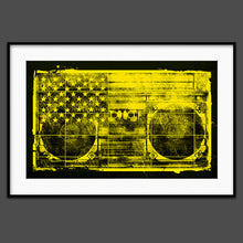 Load image into Gallery viewer, The United States of BOOM on Luxe Paper (Multiple colors)