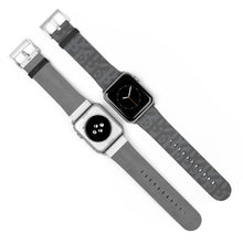 Load image into Gallery viewer, DOPE Grey Apple Watch Band