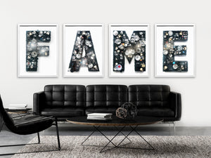 FAME - Limited Edition Print Set