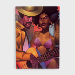 From Jamaica with LOVE - Giclee (Multiple Sizes)