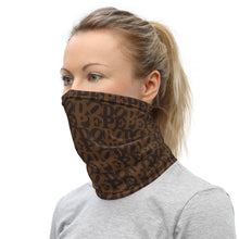 Load image into Gallery viewer, DOPE Brown Two-tone Facemack / Neck Gaiter