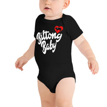 Load image into Gallery viewer, Biltong Baby - Onesie T-Shirt in Black