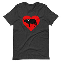 Load image into Gallery viewer, I HEART BILTONG - Short-Sleeve Unisex T-Shirt