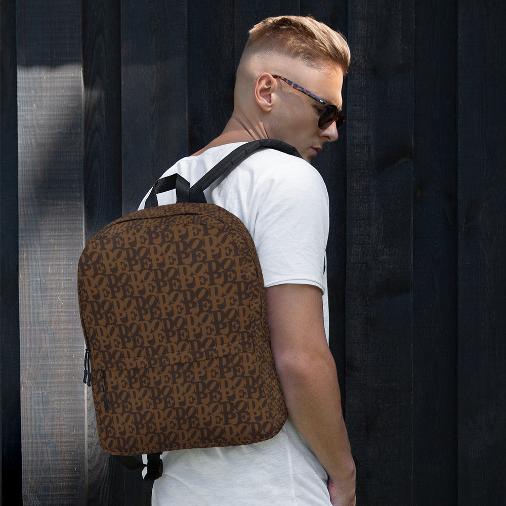 DOPE Brown Two-tone - Backpack