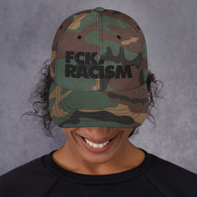 Load image into Gallery viewer, FCK Racism - Dad hat