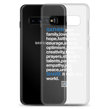 Load image into Gallery viewer, TGS - GATHER the WORDS Samsung Case