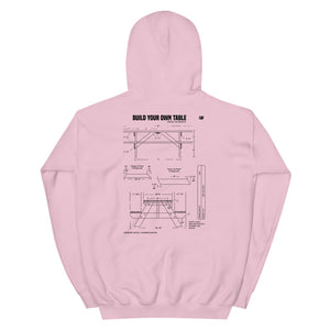 JUST OWN IT - Unisex Hoodie (Multiple Colors)