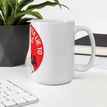 Load image into Gallery viewer, You Ain't Gotta Lie - Coffee Mug