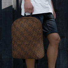 Load image into Gallery viewer, DOPE Brown Two-tone - Backpack
