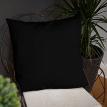 Load image into Gallery viewer, Black Lava Basic Pillow (3 Sizes)
