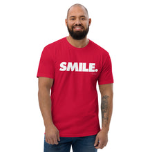 Load image into Gallery viewer, Dolvett Says SMILE - Unisex Short Sleeve T-shirt