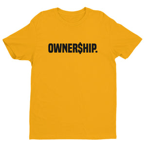 OWNERSHIP - Short Sleeve T-shirt in Light Colors
