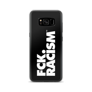 FCK Racism - Samsung Case in Black