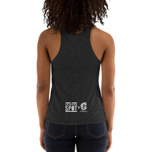 Load image into Gallery viewer, TGS - WE ALL WE GOT Women's Tri-Blend Racerback Tank