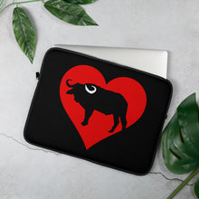 Load image into Gallery viewer, I HEART BILTONG Laptop Sleeve