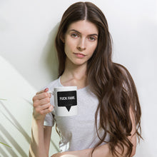 "Load image into Gallery viewer, Like Deez ""FUCK FAME"" - Coffee Mug"