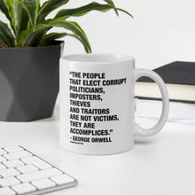 Load image into Gallery viewer, George Said It Best - Coffee Mug