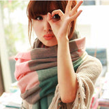 Winter Scarf Women Cashmere shawl