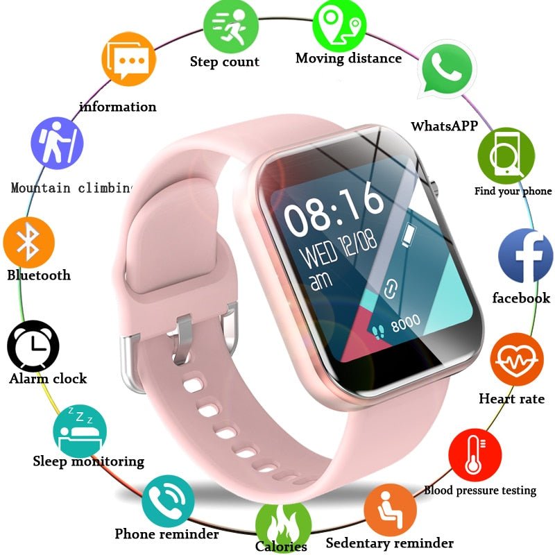 Smart Electronic Watch