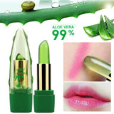 Organic Aloe Vera Natural Temperature Change Color Lipstick