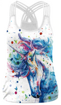 Unicorn Tank Top (Adult Large)