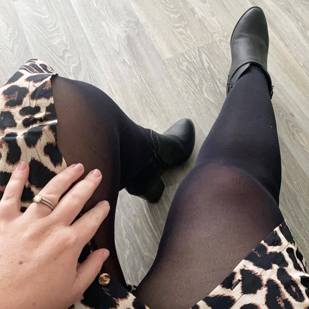 Tights - 50 Denier - Schwarz