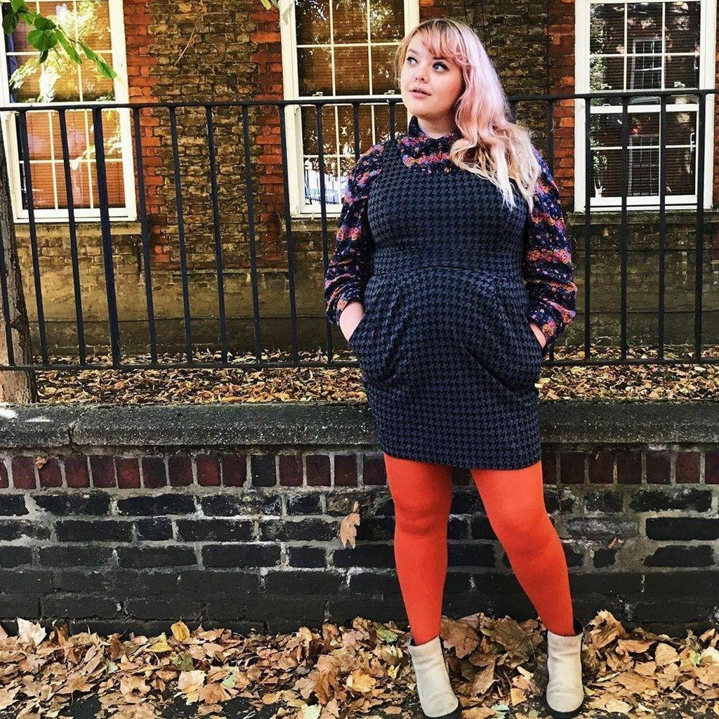 Tights - 80 Denier - Pumpkin Spice